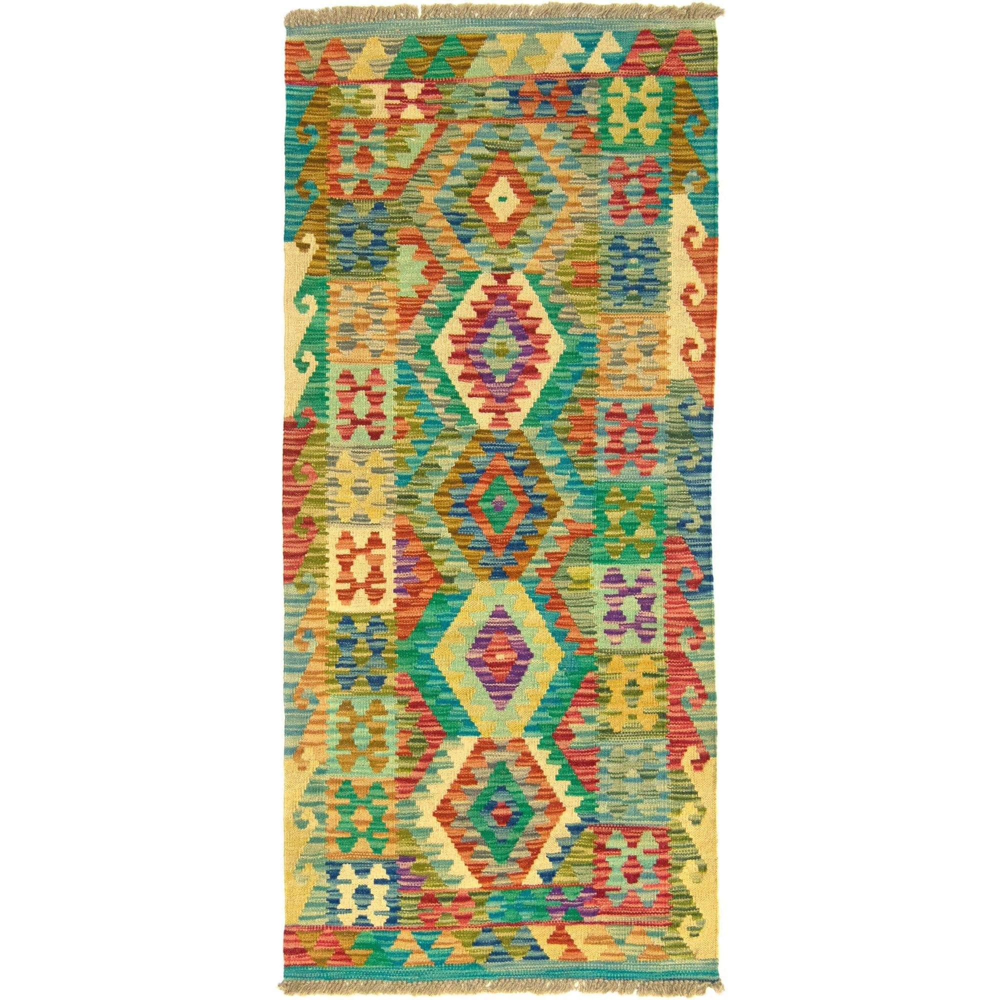 Hand-woven Afghan Chobi Kilim Runner Persian-Rug | House-of-Haghi | NewMarket | Auckland | NZ | Handmade Persian Rugs | Hand Knotted Persian Rugs