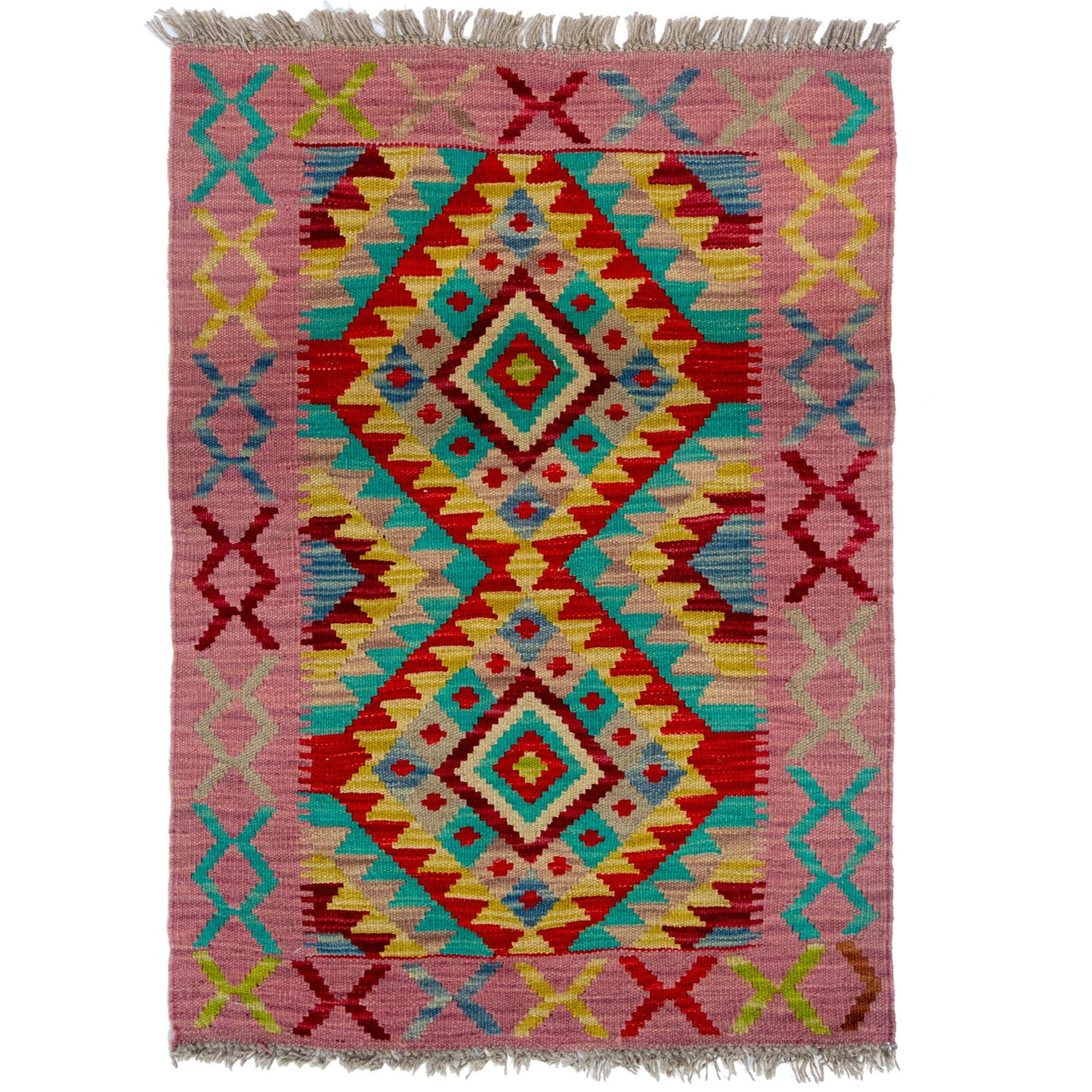 Hand-woven Afghan Chobi Kilim Persian-Rug | House-of-Haghi | NewMarket | Auckland | NZ | Handmade Persian Rugs | Hand Knotted Persian Rugs