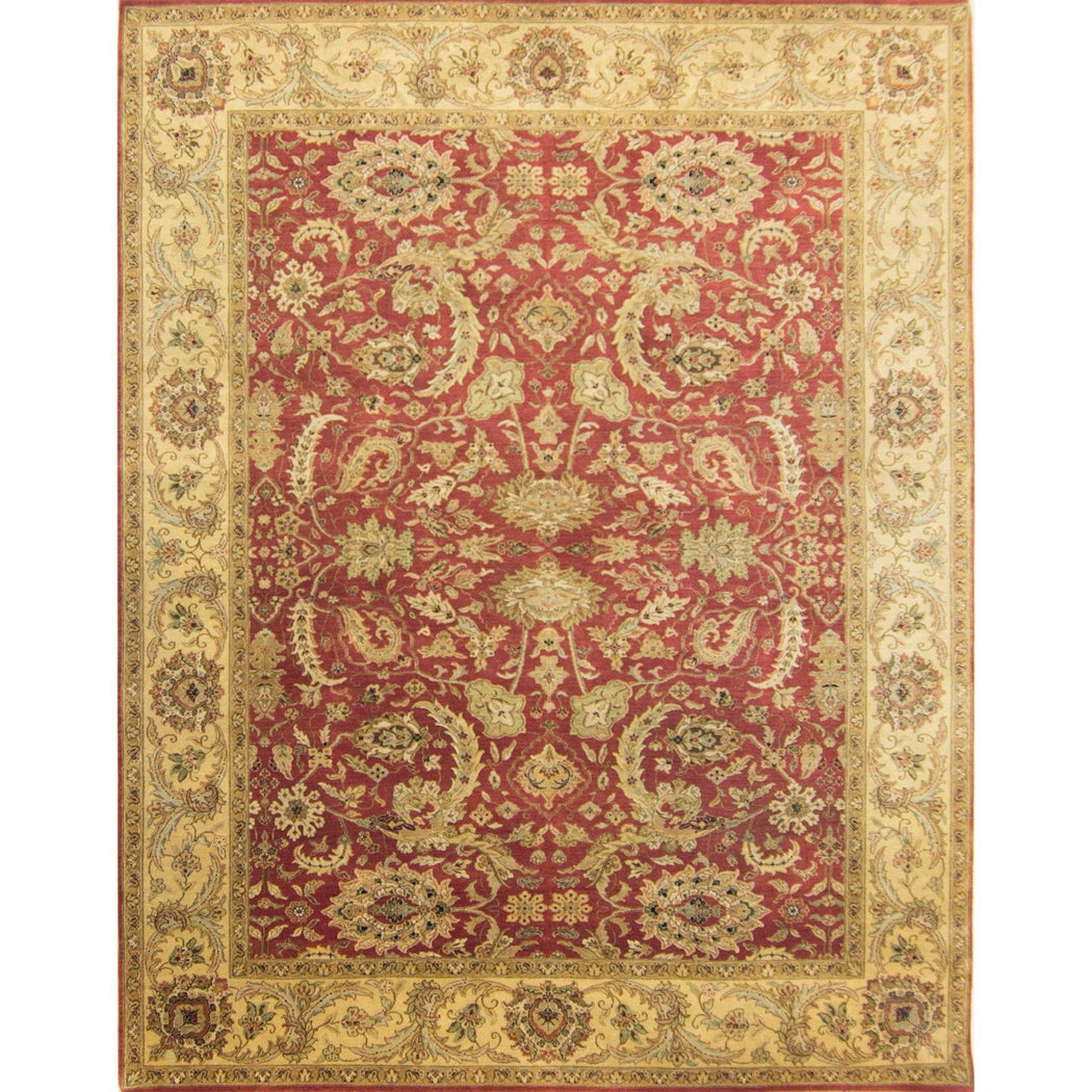 2.5 x 3 Meter_Persian_Crown_handknotted_Rug
