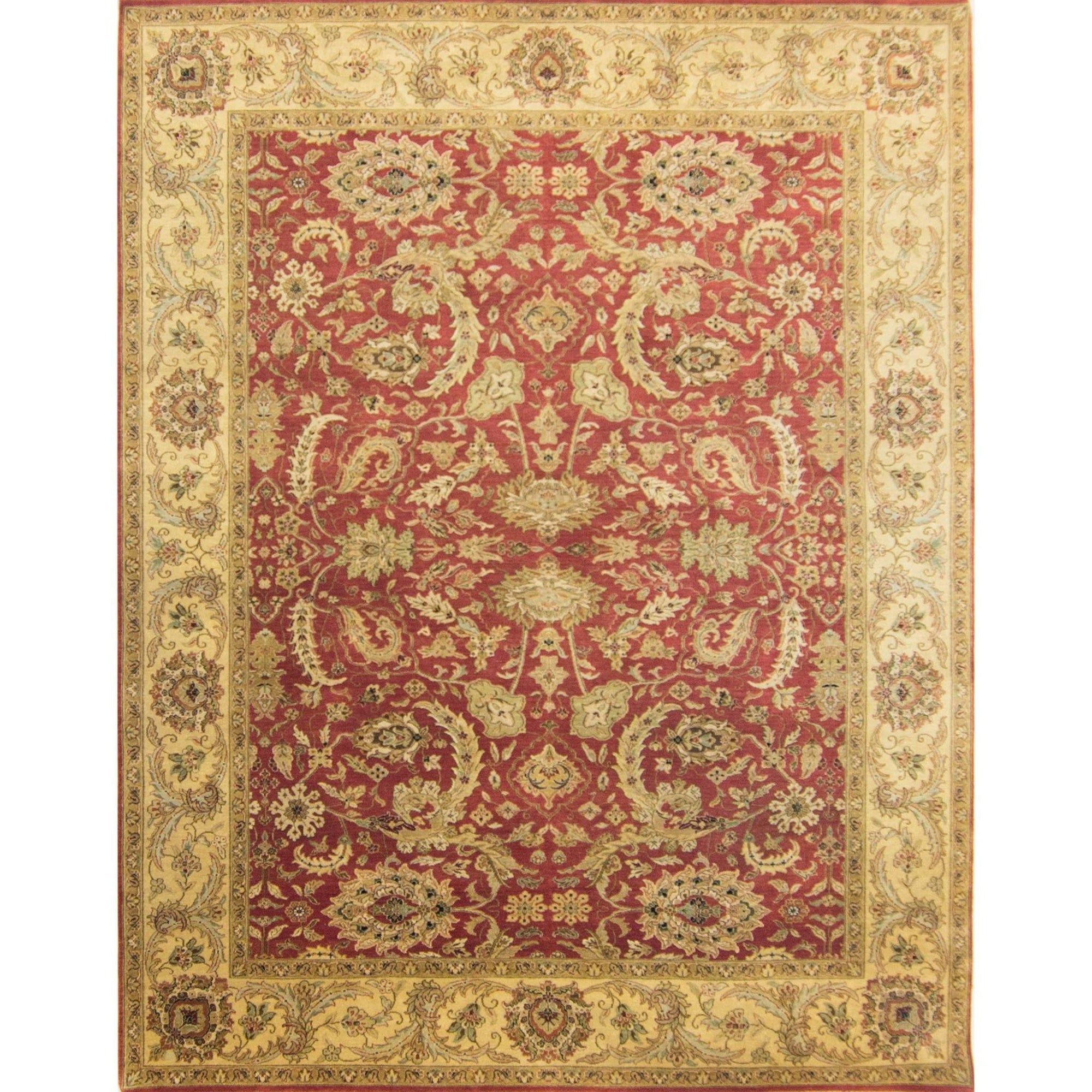 Fine Hand-knotted Wool Sarough Rug 244cm x 2.97cm Persian-Rug | House-of-Haghi | NewMarket | Auckland | NZ | Handmade Persian Rugs | Hand Knotted Persian Rugs