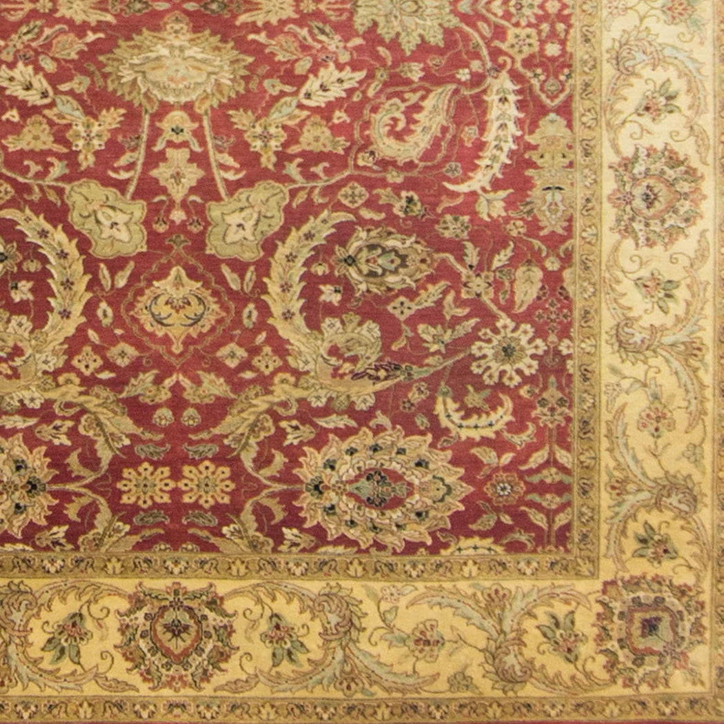 Fine Hand-knotted Wool Sarough Rug 244cm x 2.97cm - House Of Haghi