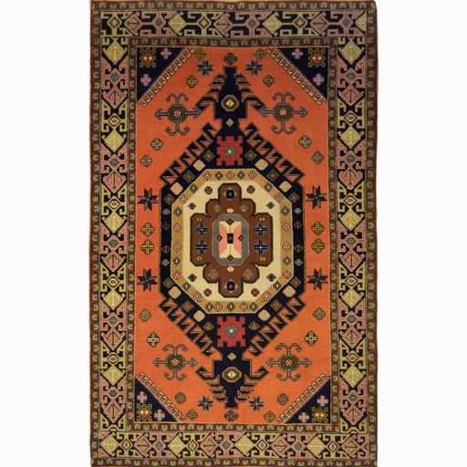 2.30 x 1.40m Ardabil Rug, House of Haghi