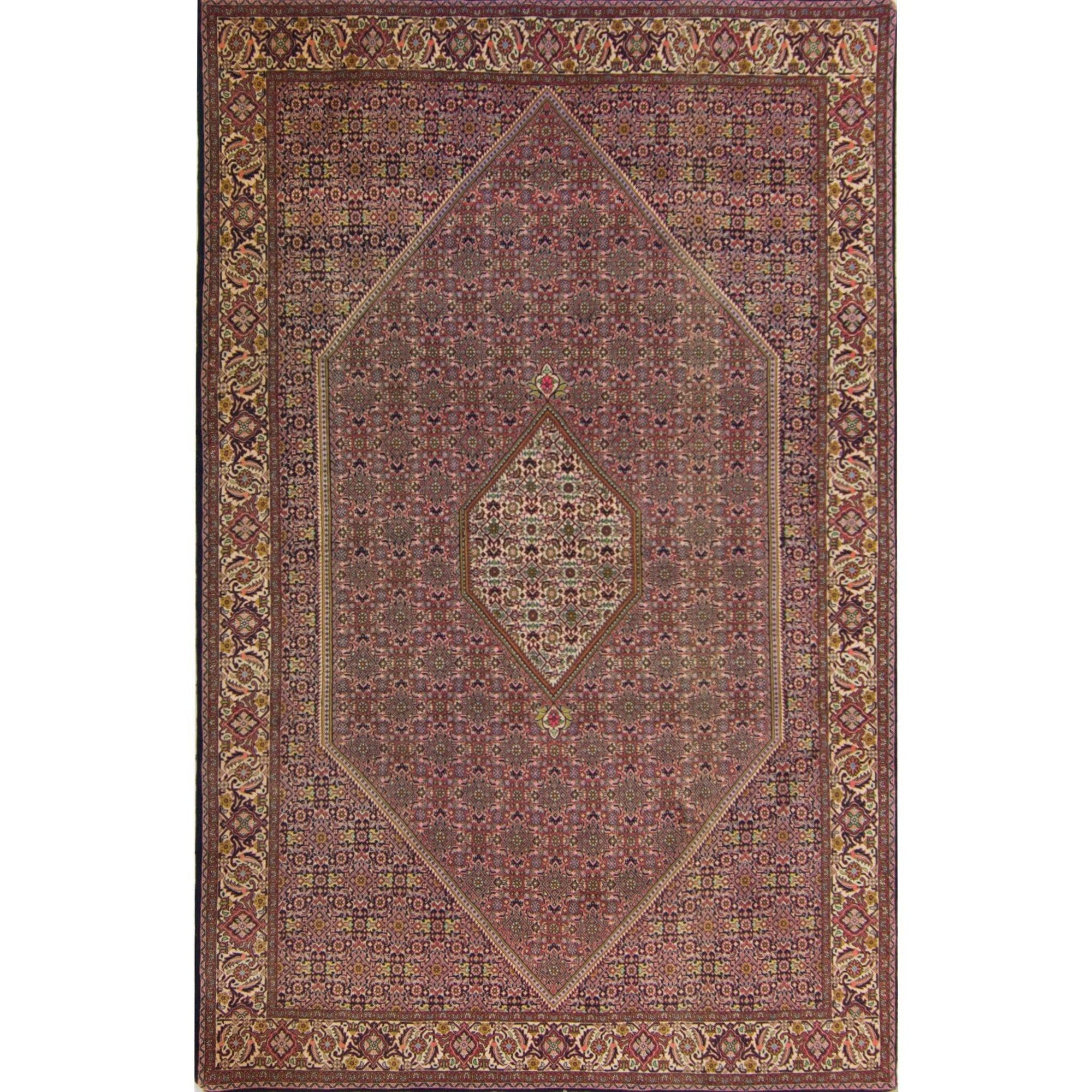 Super Fine Hand-knotted Persian Wool Bijar Rug Persian-Rug | House-of-Haghi | NewMarket | Auckland | NZ | Handmade Persian Rugs | Hand Knotted Persian Rugs