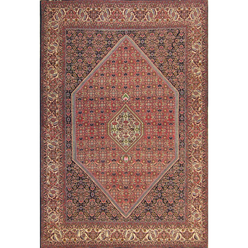 2 x 3 Meter_Persian_Super Fine Hand-knotted Persian Wool Bijar Rug_handknotted_Rug