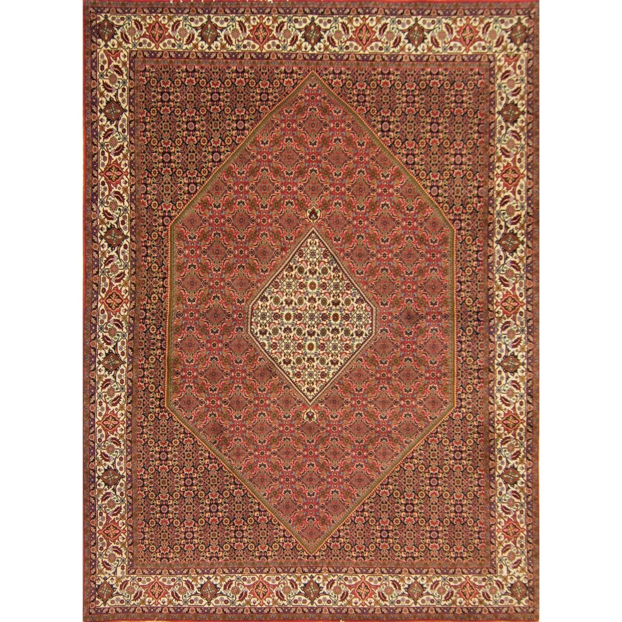 Super Fine Hand-knotted Persian Bijar Rug 246cm x 342cm Persian-Rug | House-of-Haghi | NewMarket | Auckland | NZ | Handmade Persian Rugs | Hand Knotted Persian Rugs