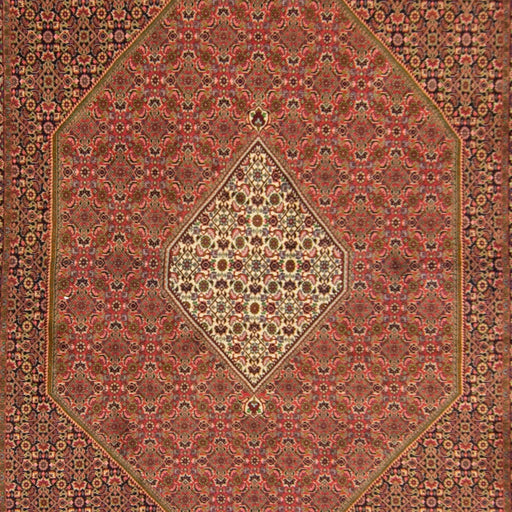 2.5 x 3.5 Meter_Persian_Super Fine Hand-knotted Persian Bijar Rug_handknotted_Rug