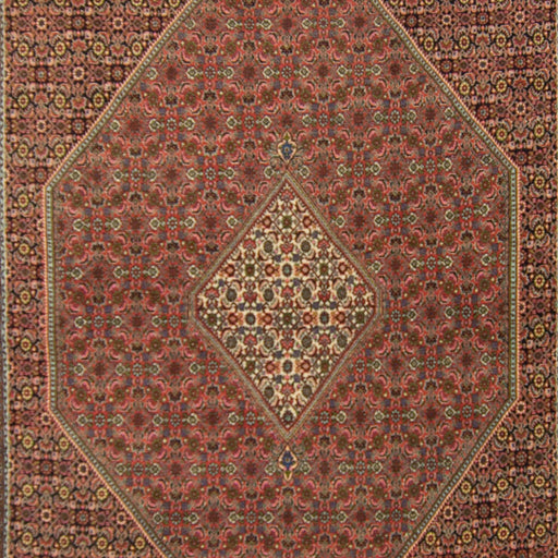 2.5 x 3.5 Meter_Persian_Super Fine Hand-knotted Persian Wool Bijar Rug_handknotted_Rug