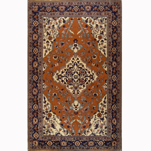 1.5 x 2.5 Meter_Persian_Ardabil_handknotted_Rug