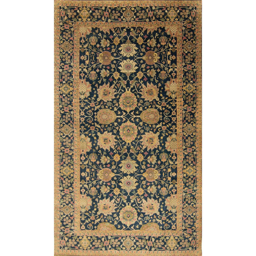 Fine Hand-knotted Raj Agra Design Rug 237cm x 414 - House Of Haghi