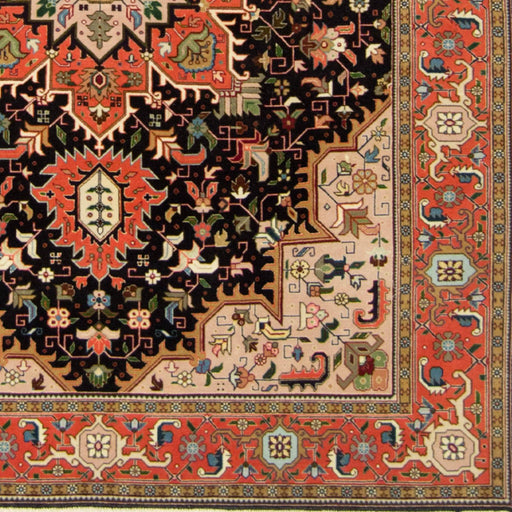 1.5 x 2 Meter_Persian_Tabriz_handknotted_Rug
