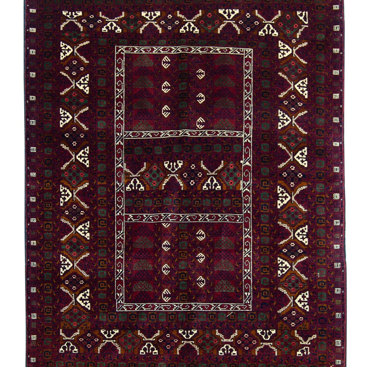 Super Fine Hand-knotted Wool Afghan rug 160cm x 240cm Persian-Rug | House-of-Haghi | NewMarket | Auckland | NZ | Handmade Persian Rugs | Hand Knotted Persian Rugs