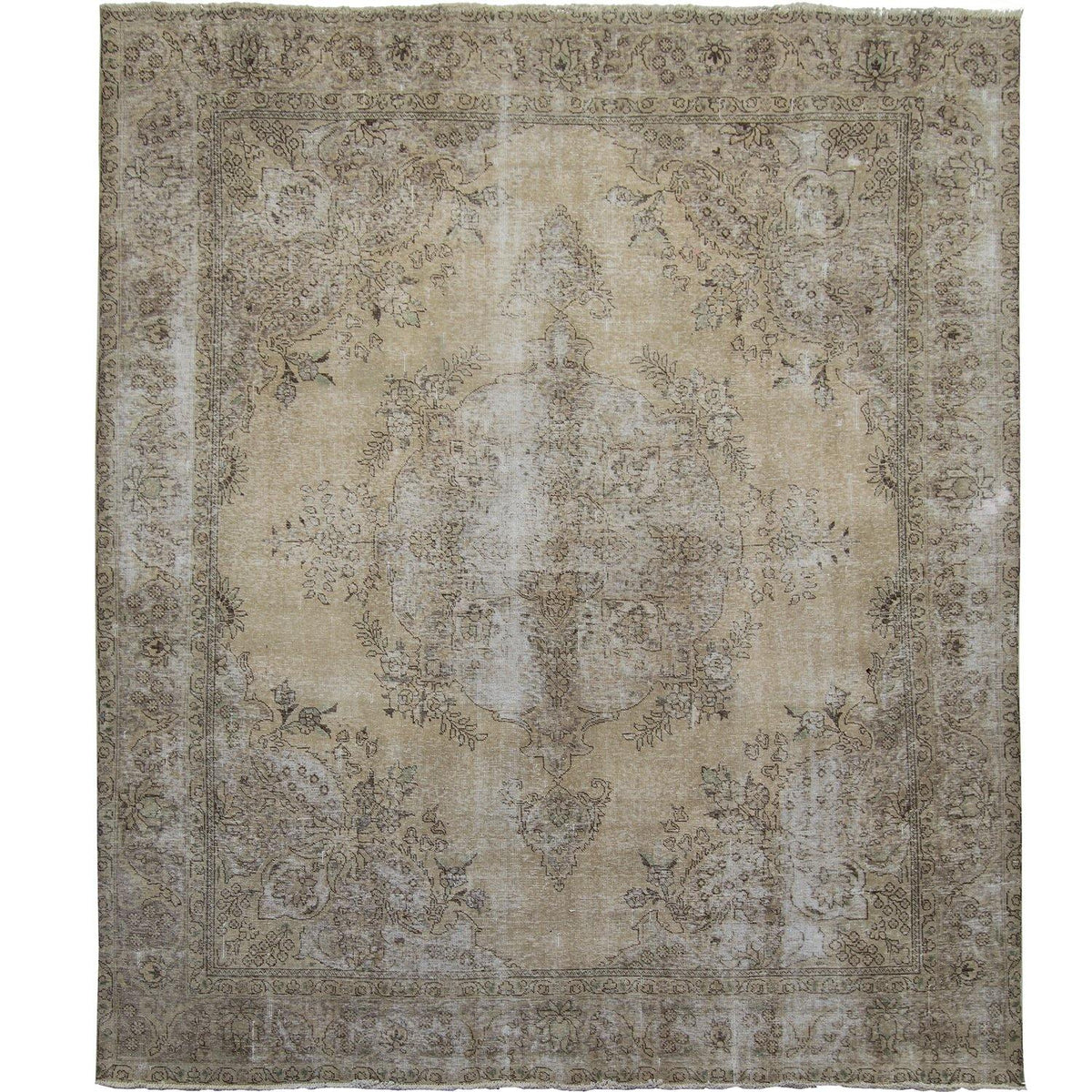 PERSIAN VINTAGE WOOL LARGE RUG 287CM X 346 Persian-Rug | House-of-Haghi | NewMarket | Auckland | NZ | Handmade Persian Rugs | Hand Knotted Persian Rugs