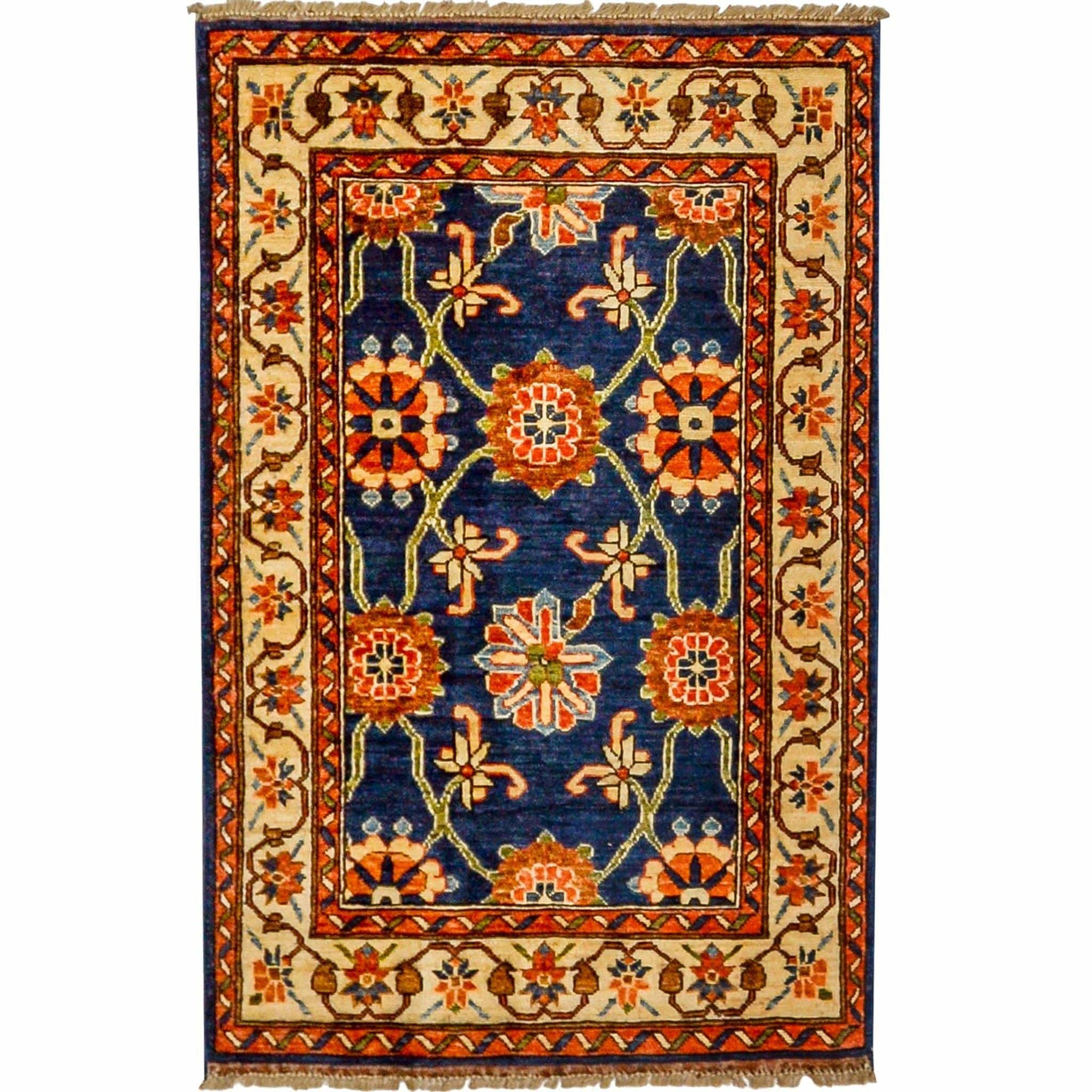 Fine Hand-knotted Wool Tribal Small Rug 83cm x 125cm Persian-Rug | House-of-Haghi | NewMarket | Auckland | NZ | Handmade Persian Rugs | Hand Knotted Persian Rugs