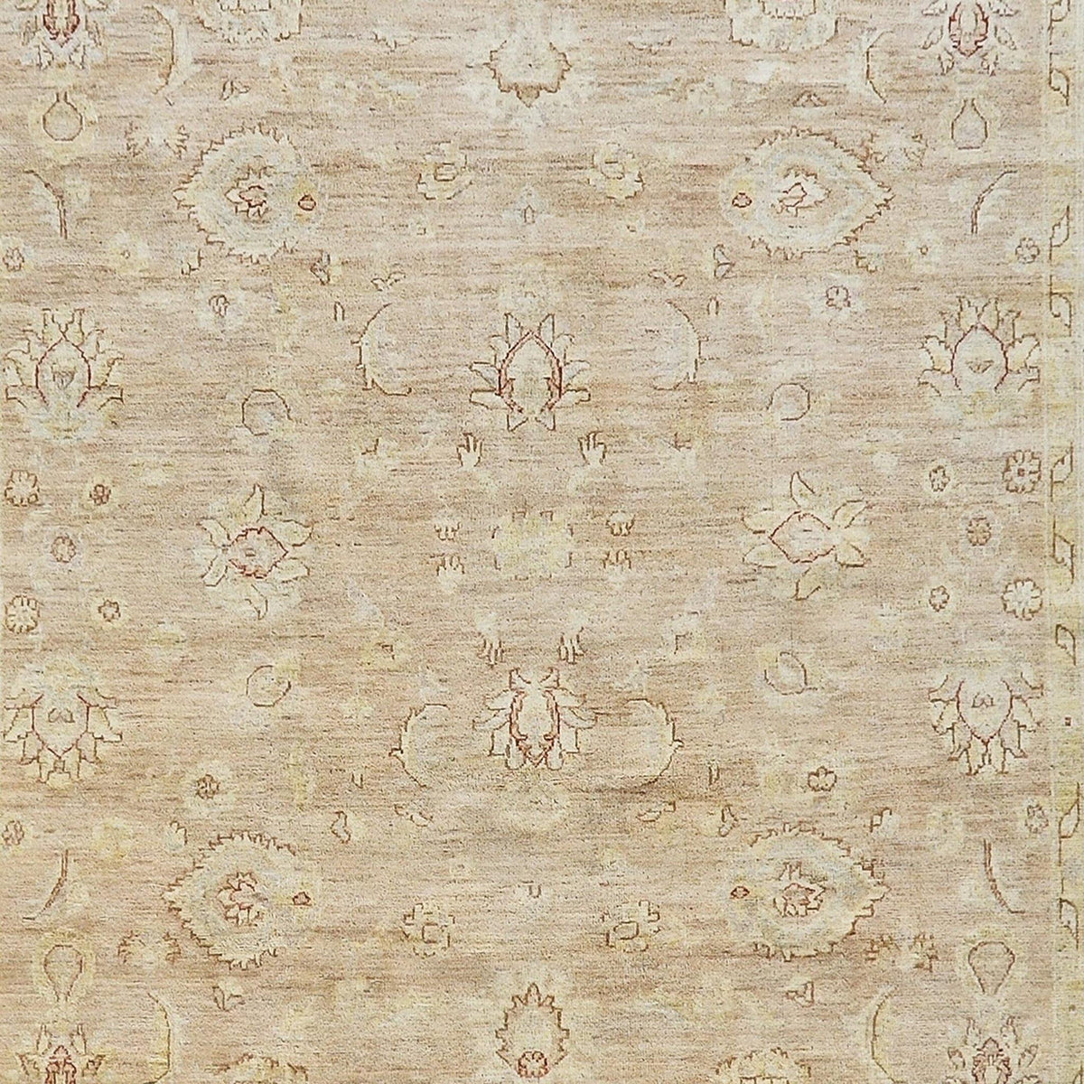 Contemporary Hand-knotted Vintage  Wool Rug 241cm x 286cm Persian-Rug | House-of-Haghi | NewMarket | Auckland | NZ | Handmade Persian Rugs | Hand Knotted Persian Rugs
