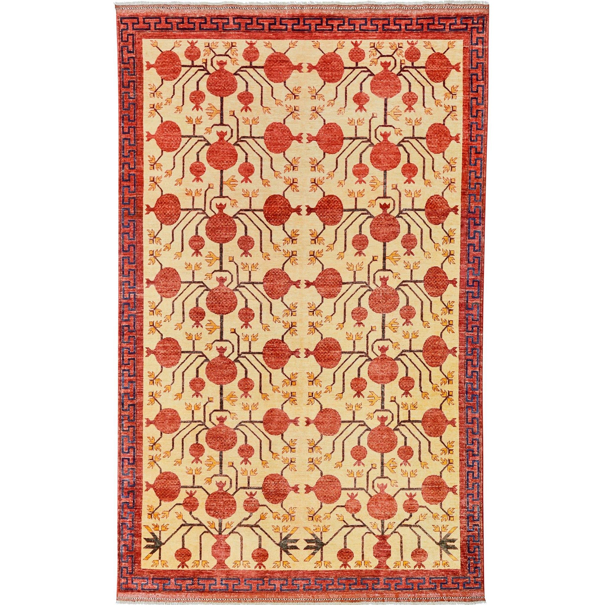 Fine Hand-knotted Tribal Wool Rug 224cm x 329cm Persian-Rug | House-of-Haghi | NewMarket | Auckland | NZ | Handmade Persian Rugs | Hand Knotted Persian Rugs