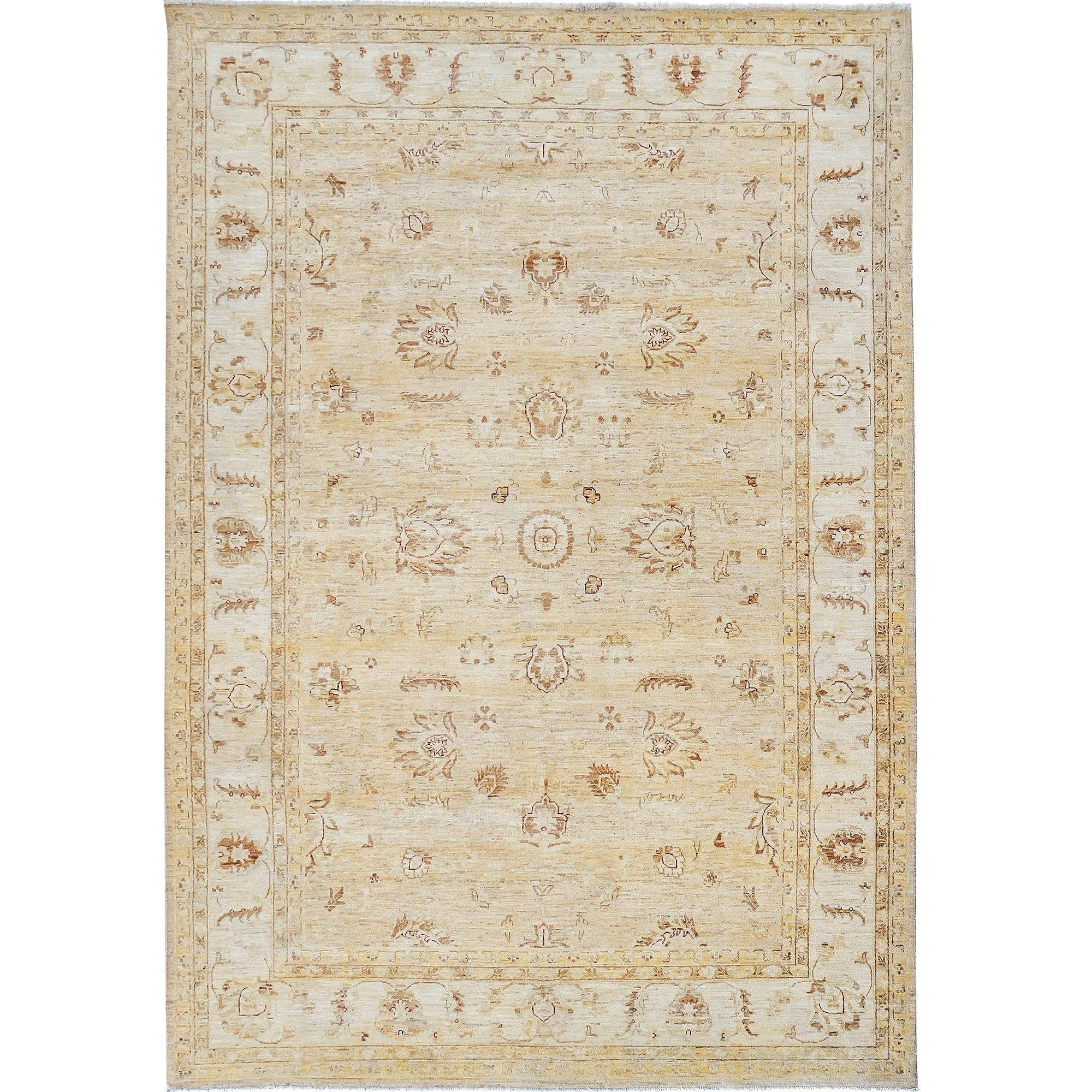 Fine Hand-knotted Vintage Style Chobi Wool Rug 219cm x 293cm Persian-Rug | House-of-Haghi | NewMarket | Auckland | NZ | Handmade Persian Rugs | Hand Knotted Persian Rugs