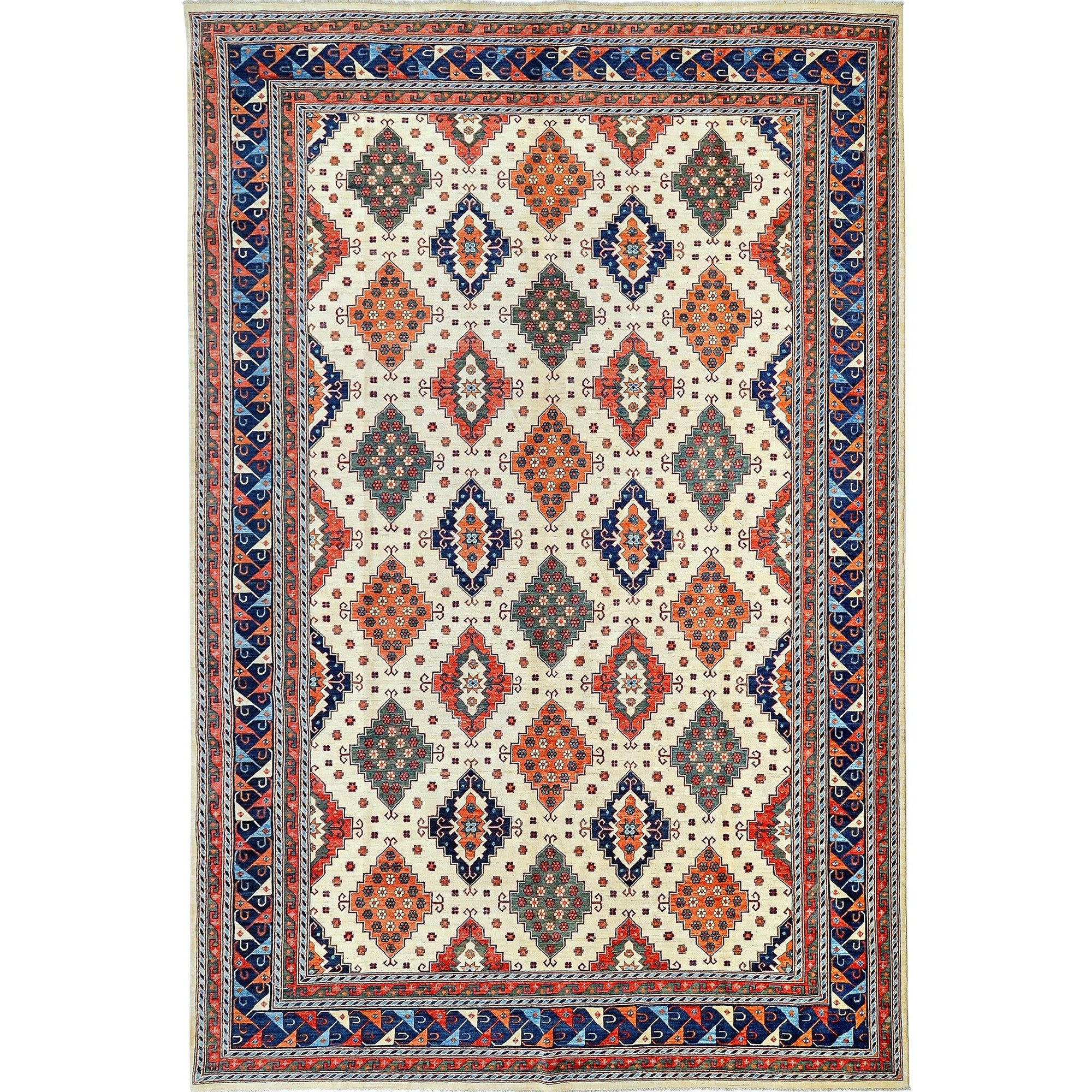 Fine Hand-knotted Wool Rug 299cm x 415cm Persian-Rug | House-of-Haghi | NewMarket | Auckland | NZ | Handmade Persian Rugs | Hand Knotted Persian Rugs