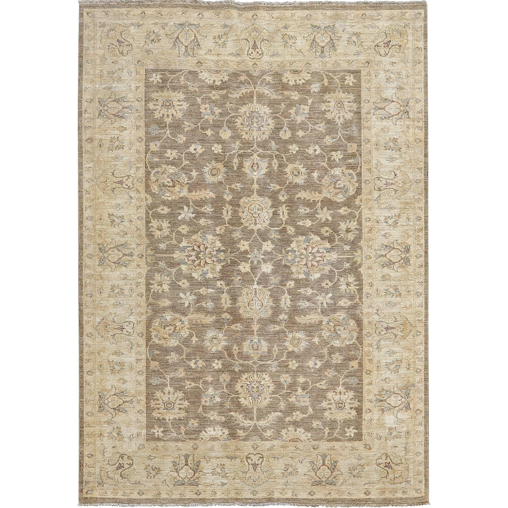 Fine Hand-knotted Chobi Wool Rug 186cm x 267cm Persian-Rug | House-of-Haghi | NewMarket | Auckland | NZ | Handmade Persian Rugs | Hand Knotted Persian Rugs