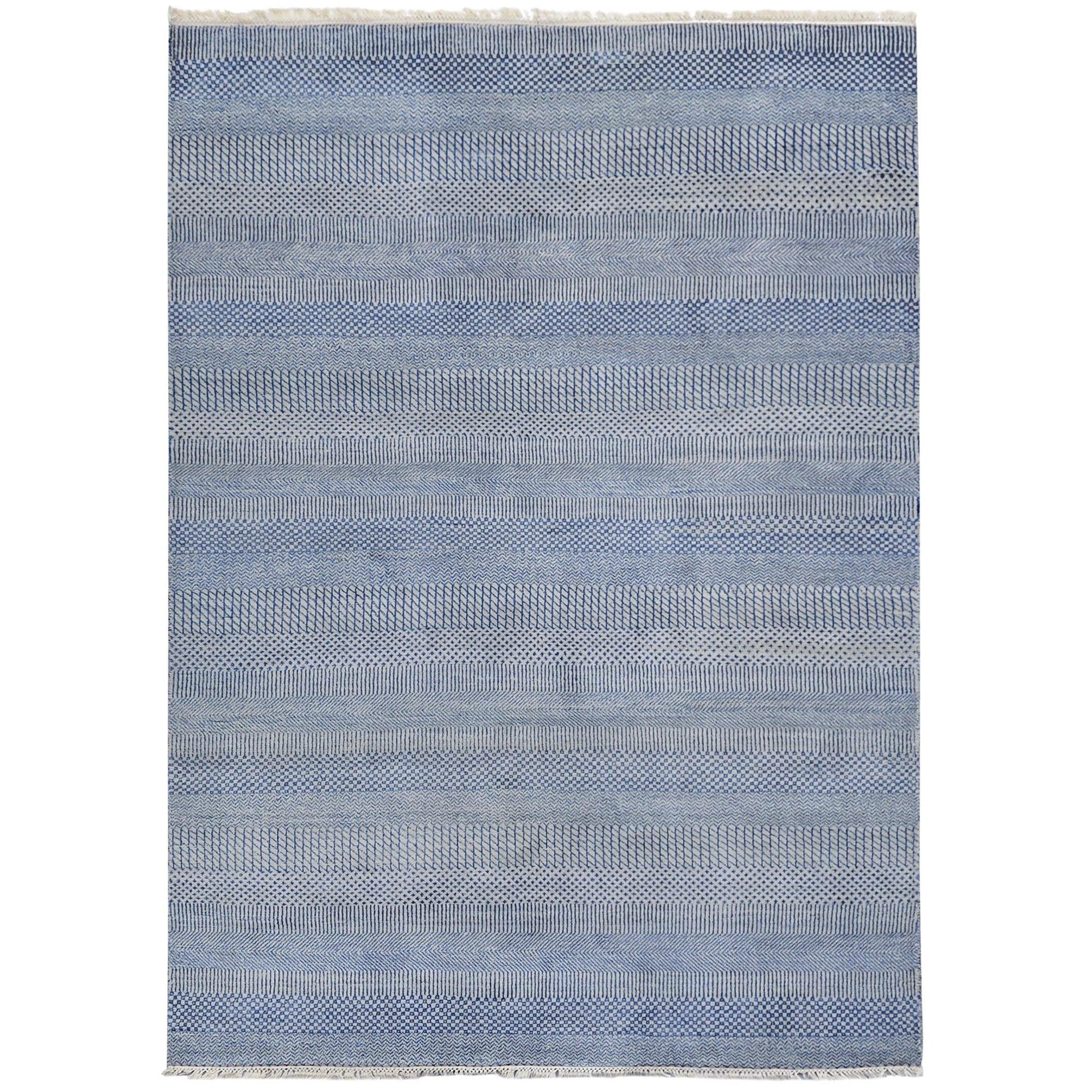 Contemporary Hand-knotted NZ Wool Rug 156cm x 234cm Persian-Rug | House-of-Haghi | NewMarket | Auckland | NZ | Handmade Persian Rugs | Hand Knotted Persian Rugs