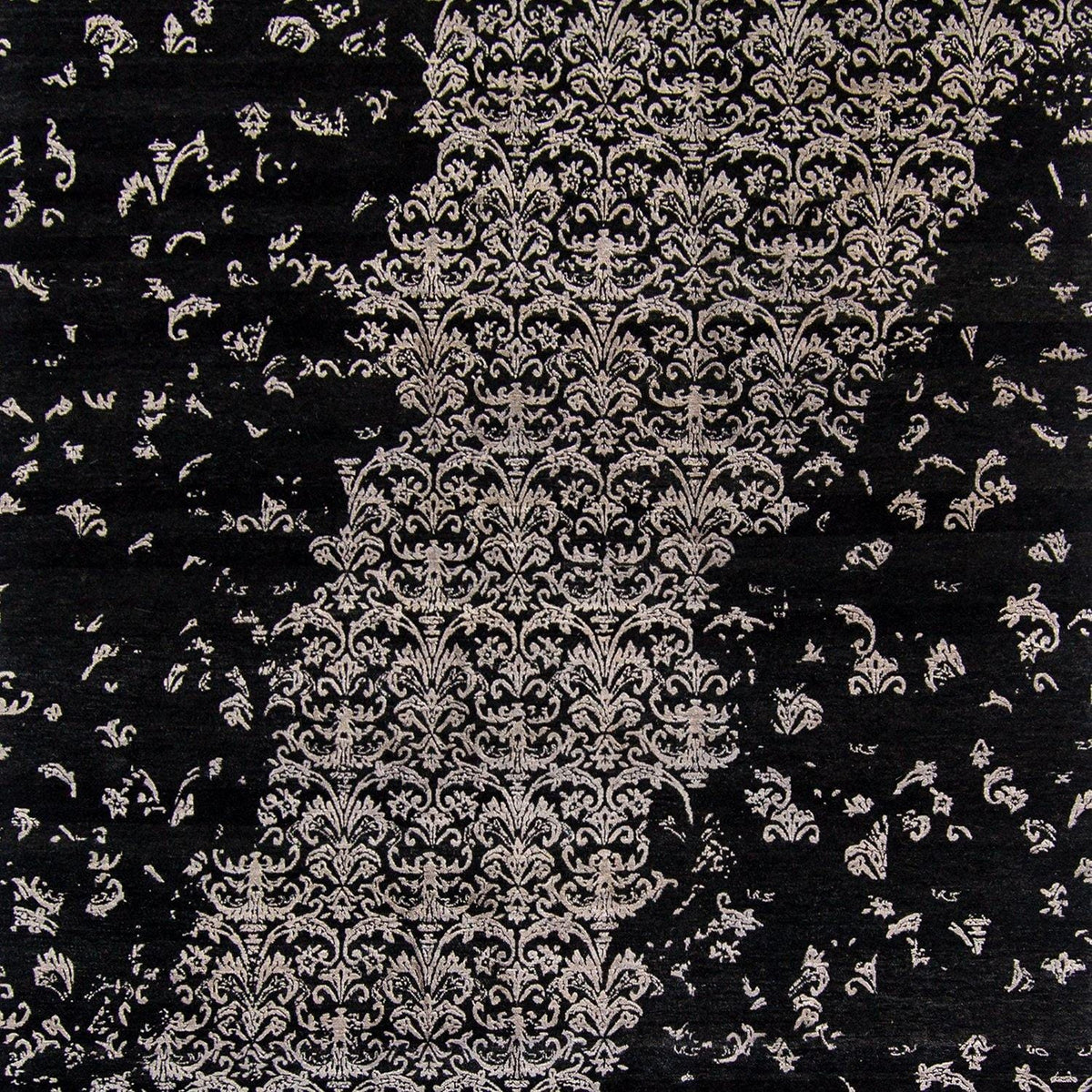 Fine Contemporary NZ Wool Hand-knotted Rug 255cm x 353cm