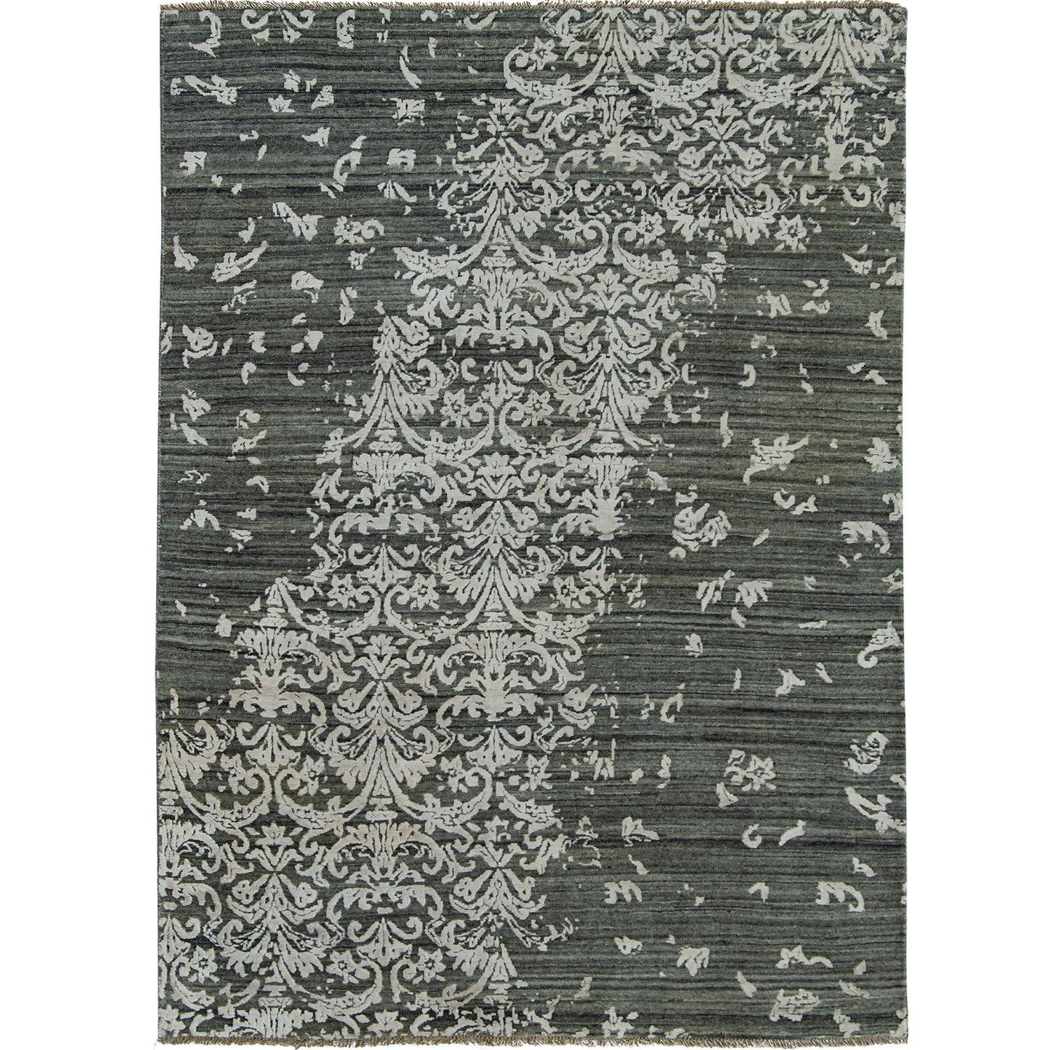 Contemporary Hand-knotted NZ Wool rug 139cm x 195cm Persian-Rug | House-of-Haghi | NewMarket | Auckland | NZ | Handmade Persian Rugs | Hand Knotted Persian Rugs
