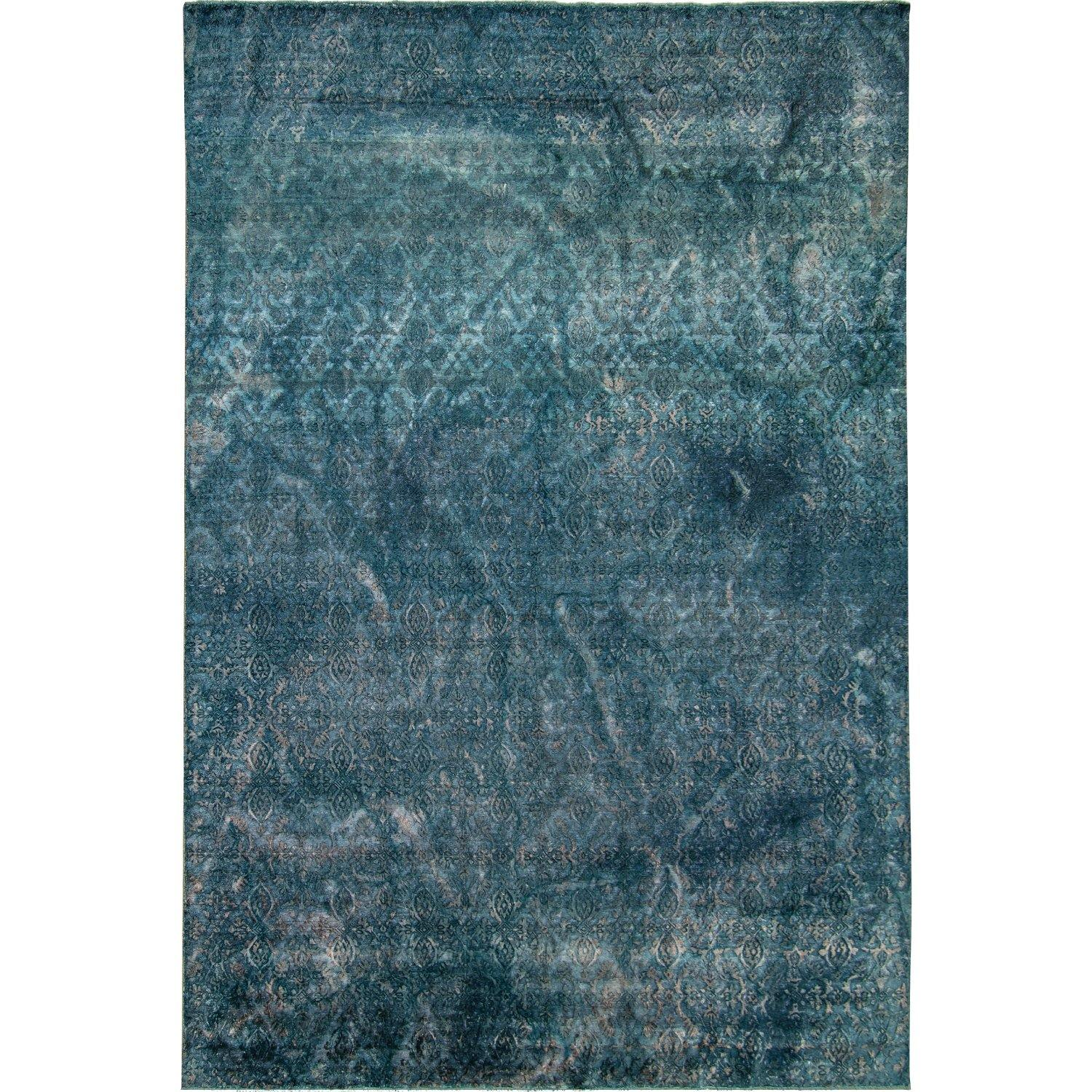 Fine Contemporary Hand-knotted NZ Wool & Bamboo Silk Rug 303cm x 431cm Persian-Rug | House-of-Haghi | NewMarket | Auckland | NZ | Handmade Persian Rugs | Hand Knotted Persian Rugs