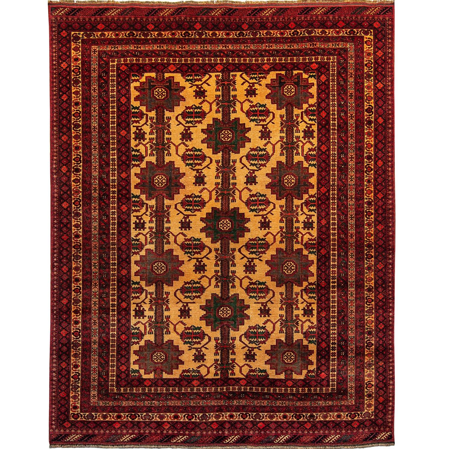 Kunduz Persian-Rug | House-of-Haghi | NewMarket | Auckland | NZ | Handmade Persian Rugs | Hand Knotted Persian Rugs