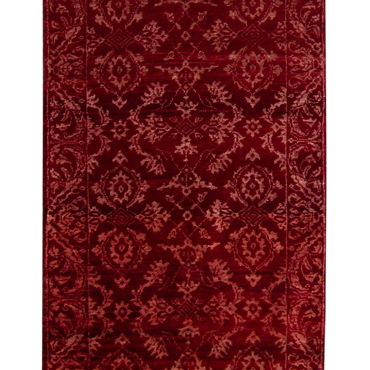 Fine Contemporary Hand-knotted NZ Wool Runner 77cm x 292cm Persian-Rug | House-of-Haghi | NewMarket | Auckland | NZ | Handmade Persian Rugs | Hand Knotted Persian Rugs