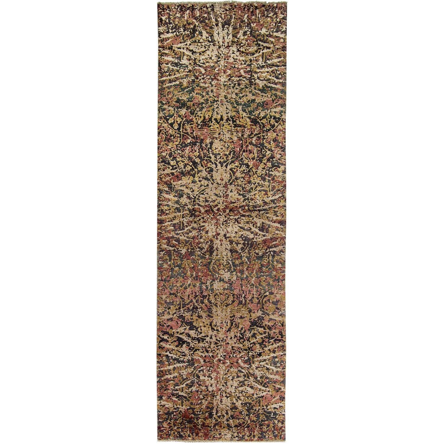 Contemporary Hand-knotted NZ Wool Runner 76cm x 304cm Persian-Rug | House-of-Haghi | NewMarket | Auckland | NZ | Handmade Persian Rugs | Hand Knotted Persian Rugs