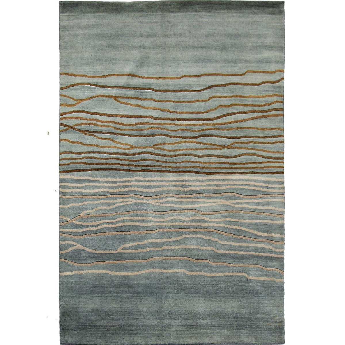 Contemporary Hand-knotted NZ Wool Rug 174cm x 272cm Persian-Rug | House-of-Haghi | NewMarket | Auckland | NZ | Handmade Persian Rugs | Hand Knotted Persian Rugs