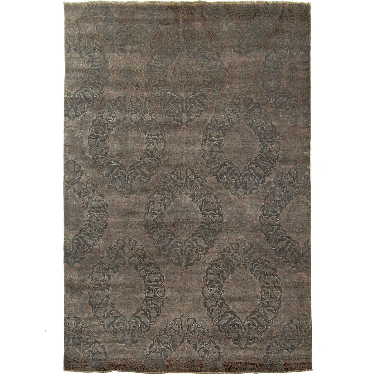 Fine Contemporary Hand-knotted NZ Wool Rug 199cm x 303cm