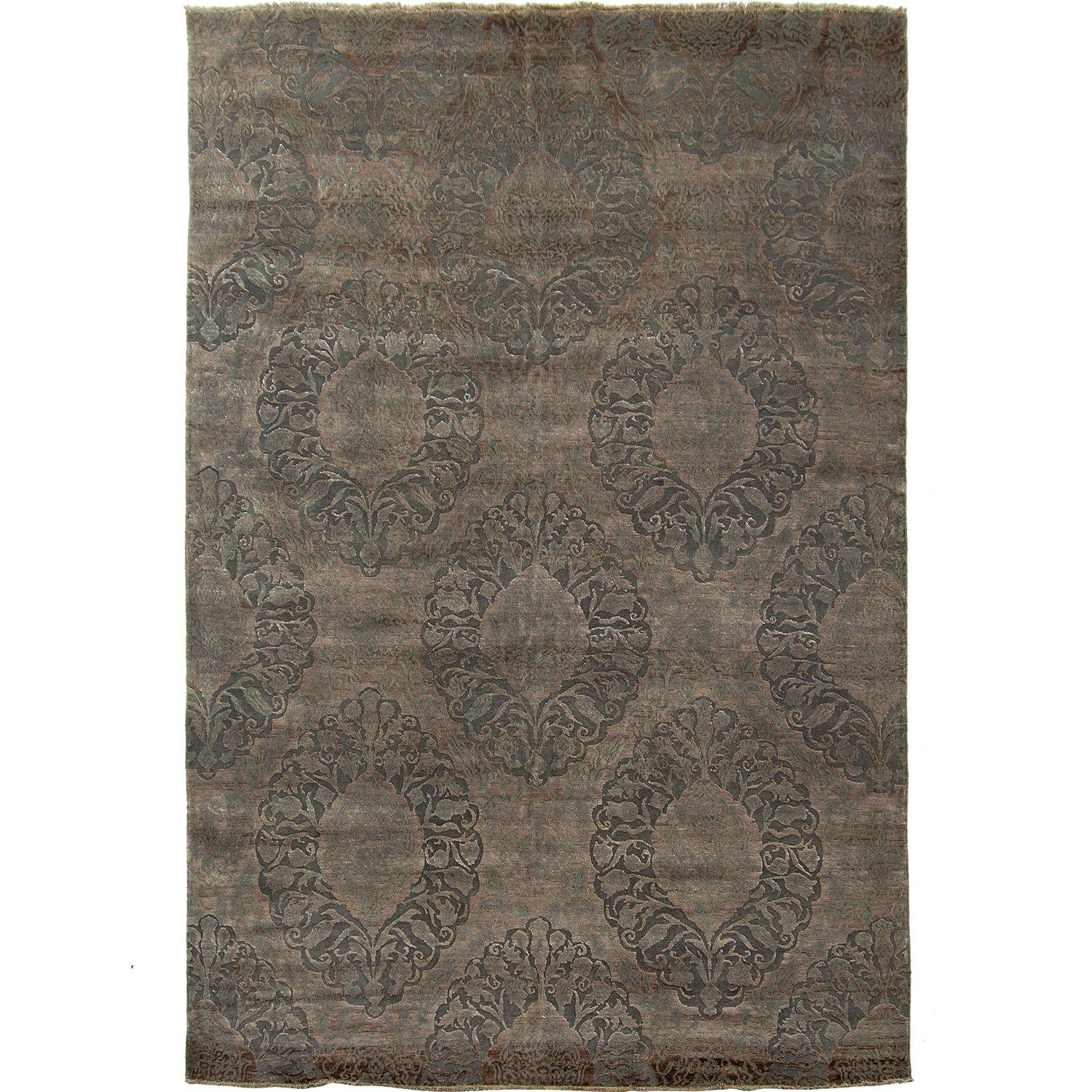Fine Contemporary Hand-knotted NZ Wool Rug 199cm x 303cm Persian-Rug | House-of-Haghi | NewMarket | Auckland | NZ | Handmade Persian Rugs | Hand Knotted Persian Rugs