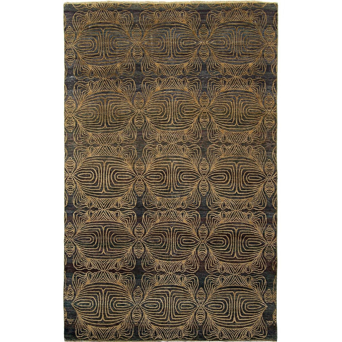 Fine Contemporary Hand-knotted NZ Wool Rug 184cm x 308cm Persian-Rug | House-of-Haghi | NewMarket | Auckland | NZ | Handmade Persian Rugs | Hand Knotted Persian Rugs