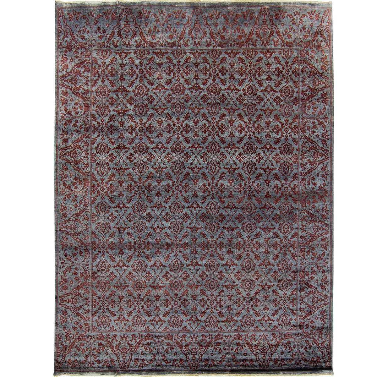 Fine Contemporary Hand-knotted NZ Wool Rug 275cm x 368cm Persian-Rug | House-of-Haghi | NewMarket | Auckland | NZ | Handmade Persian Rugs | Hand Knotted Persian Rugs