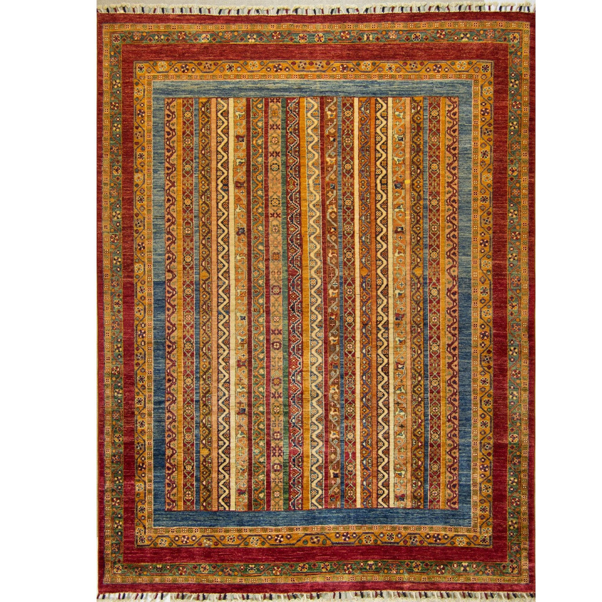 Super Kazak Persian-Rug | House-of-Haghi | NewMarket | Auckland | NZ | Handmade Persian Rugs | Hand Knotted Persian Rugs