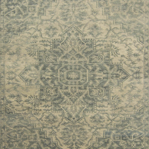Modern Hand-knotted Wool Heriz Rug 245cm x 297cm - House Of Haghi