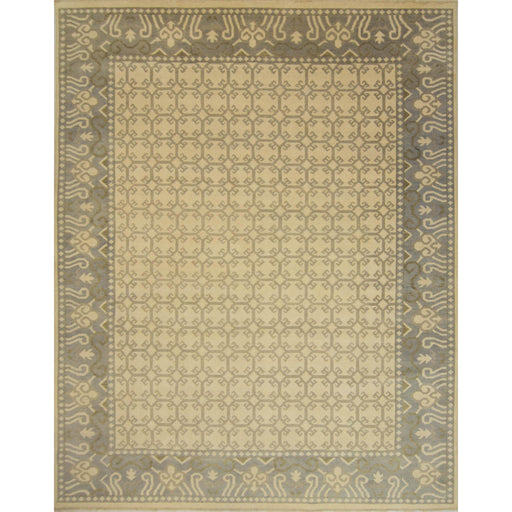 Hand-knotted Wool Kothan Rug 308cm x 413cm - House Of Haghi