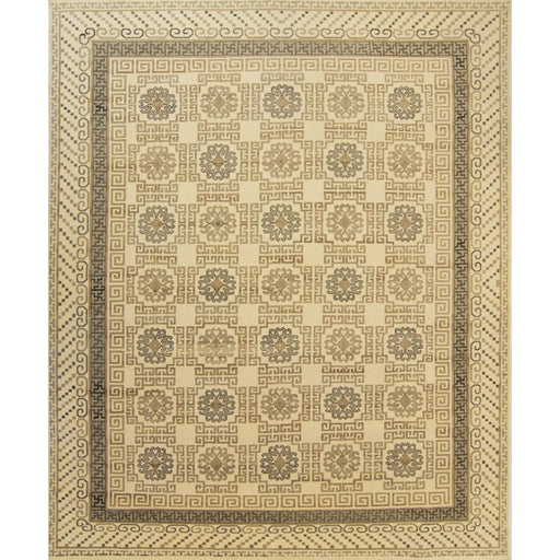 Hand-knotted Wool Kothan Rug 312cm x 413cm - House Of Haghi