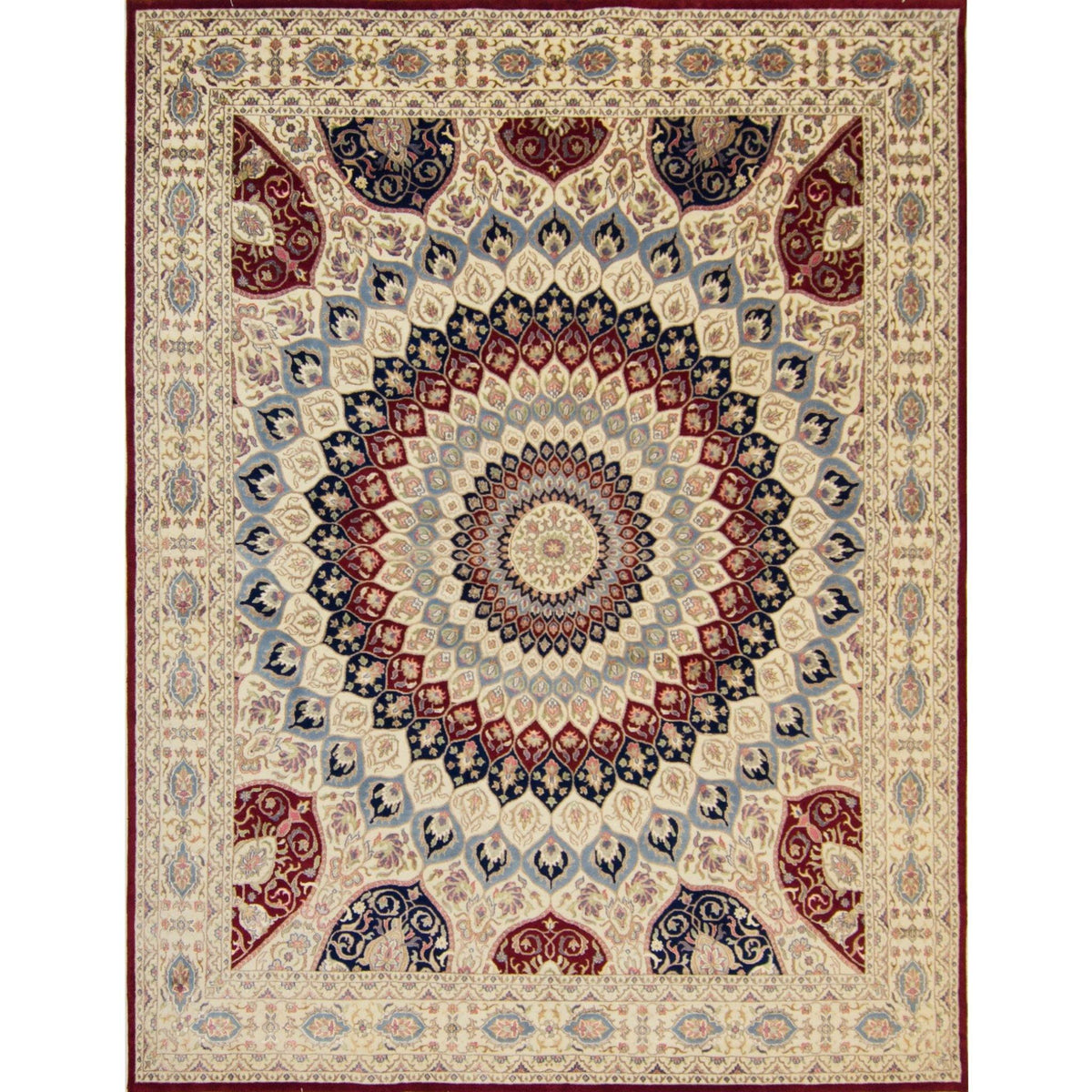 Tabriz Persian-Rug | House-of-Haghi | NewMarket | Auckland | NZ | Handmade Persian Rugs | Hand Knotted Persian Rugs