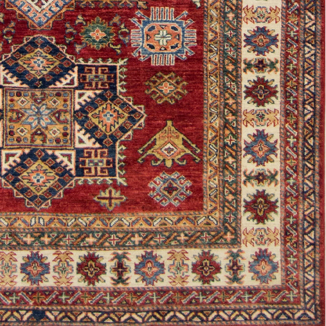 Super Kazak Rug 145cm 204cm - House Of Haghi
