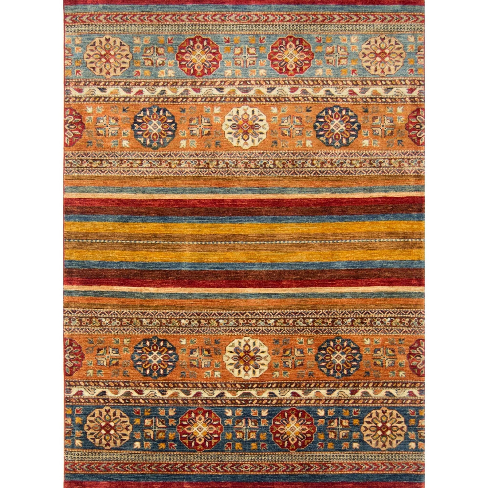 Hand-knotted Wool Khorjin Rug 151cm x 214cm Persian-Rug | House-of-Haghi | NewMarket | Auckland | NZ | Handmade Persian Rugs | Hand Knotted Persian Rugs
