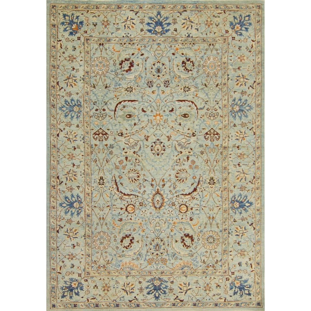 2 x 3 Meter_Persian_Fine Hand-knotted Wool Chobi Rug_handknotted_Rug