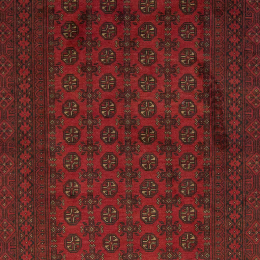 1.5 x 2.5 Meter_Persian_Bokhara_handknotted_Rug