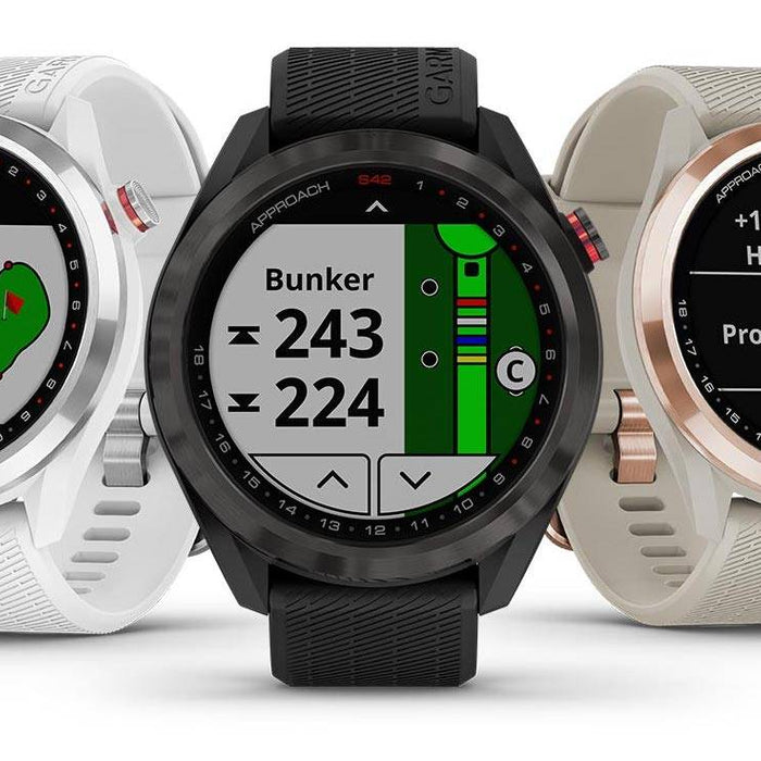 Introducing the Garmin Approach S42 | 2021 Golf GPS Watch