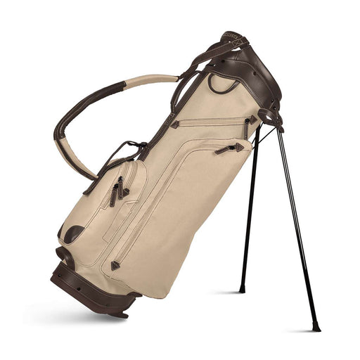 Sun Mountain 2020 Canvas/Leather Golf Stand Bag