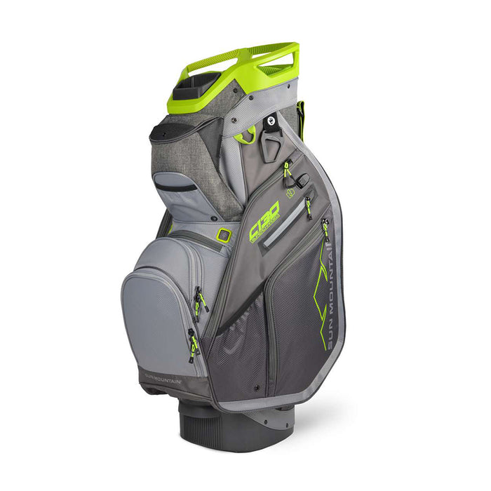 Sun Mountain 2020 C-130 Supercharged Golf Cart Bag