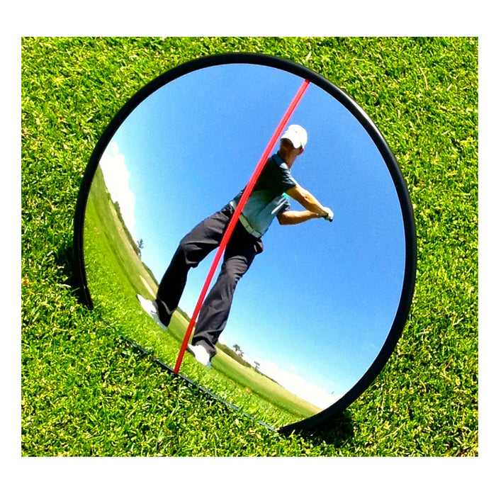 EyeLine Golf 360° Mirror for Full Swing & Putting