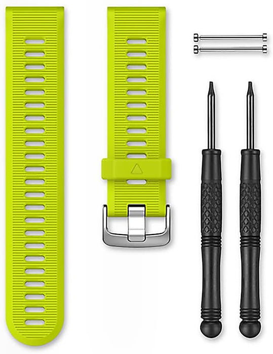 Garmin Forerunner 935 Yellow Silicone Watch Bands
