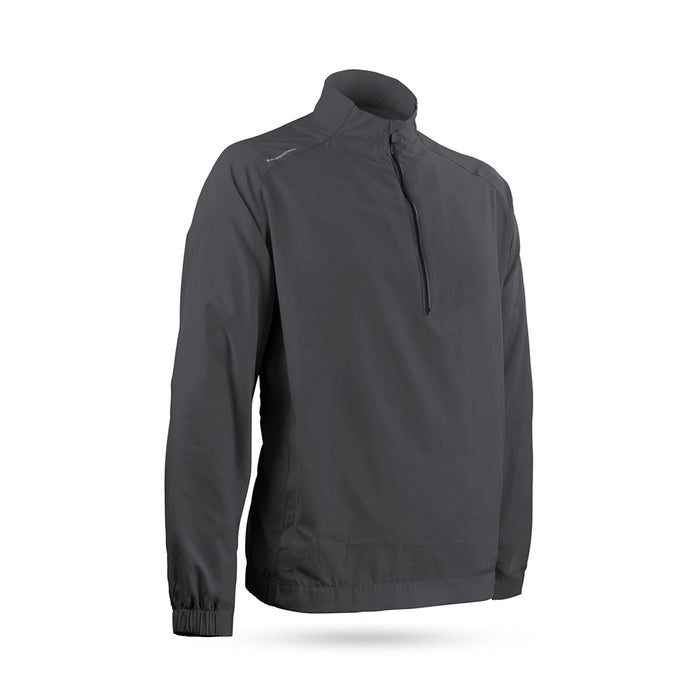 Sun Mountain 2020 Brushed Solo Golf Pullover