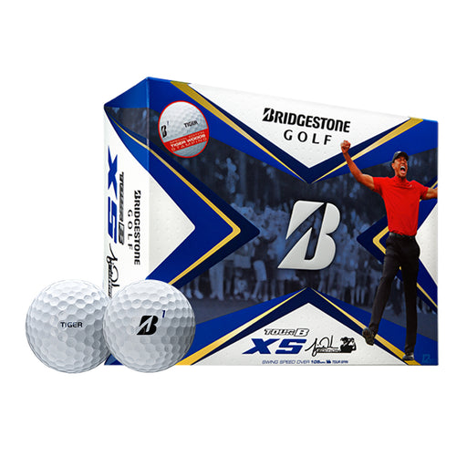 Bridgestone 2020 TOUR B XS Tiger Woods Edition